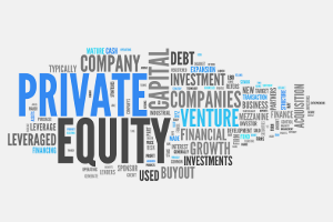 Schriftzüge Private Equity